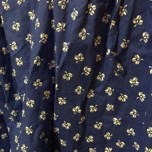 GAP Tops - Gap floral blouse